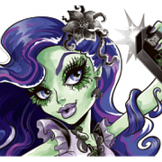 Кукла Монстер Хай Аманита Найтшейд (Monster High Amanita Nightshade)