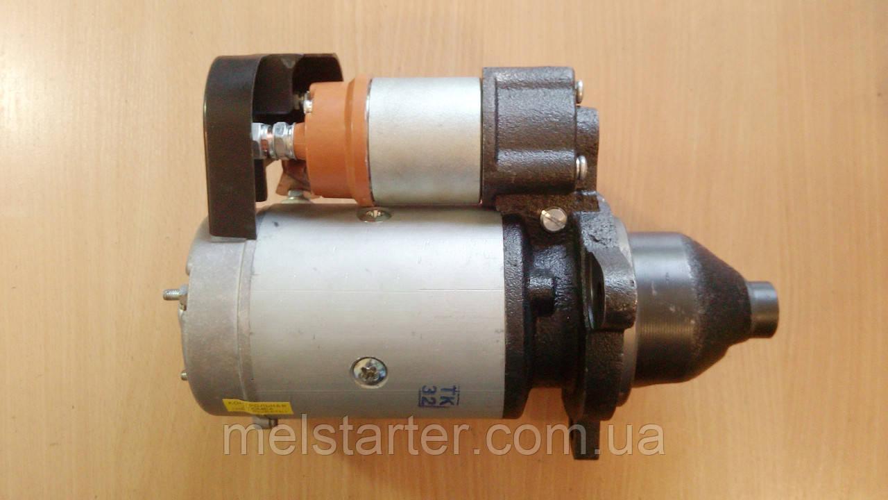 Стартер 7402.3708 (ГАЗ, ЗИЛ, МАЗ, МТЗ, ПАЗ, Д-243, Д-245, Д-246)
