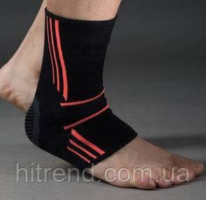 Эластический Голеностоп Power System Ankle Support Evo PS-6022 Black-Orange M - 145252
