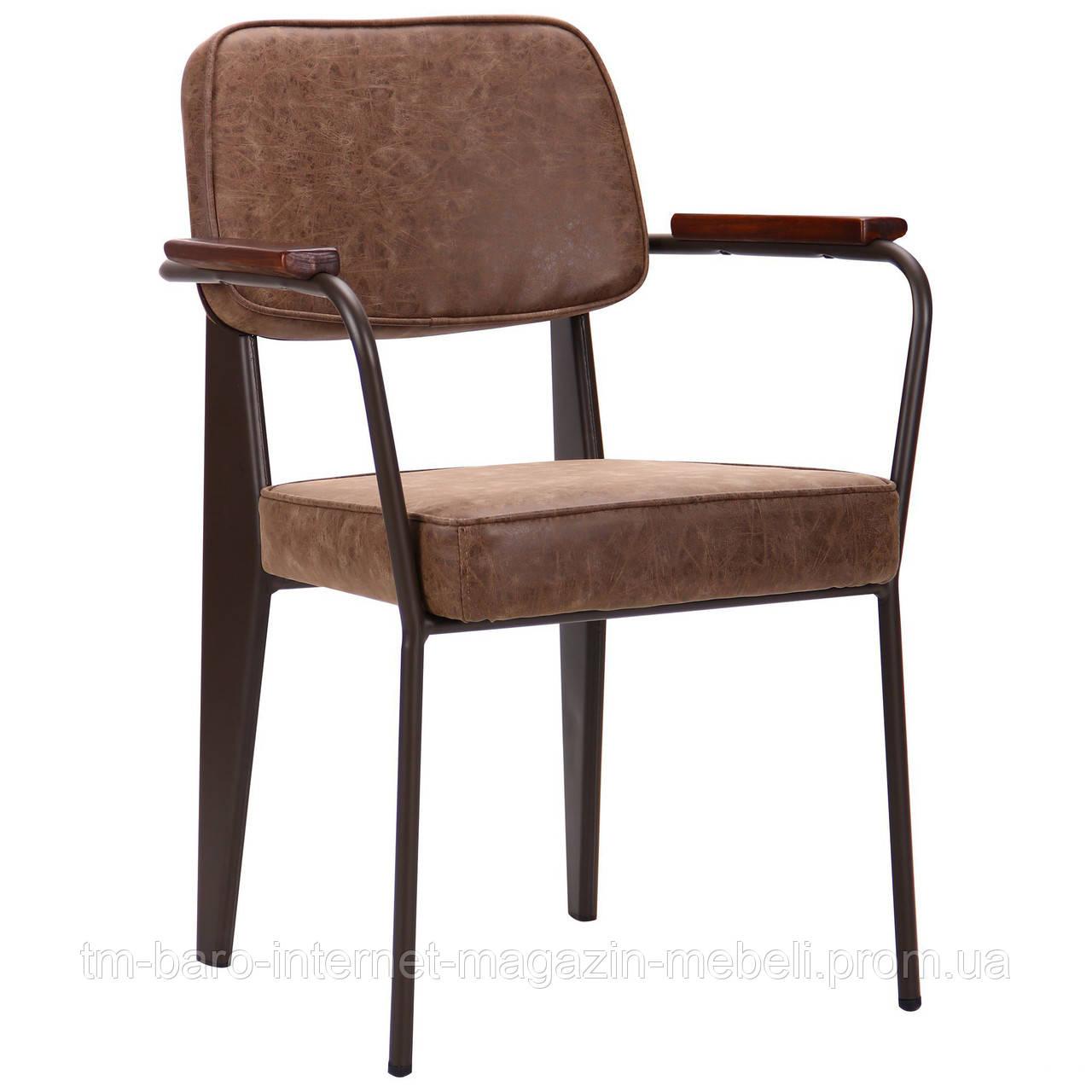 Кресло Lennon кофе / лунго