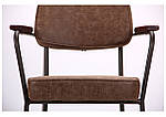 Кресло Lennon кофе / лунго, фото 5