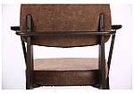 Кресло Lennon кофе / лунго, фото 7
