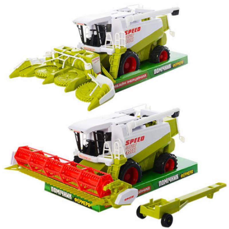 🔥✅ Детская машина Комбайн M 1108 инерционный Limo Toy