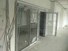 Автоматические раздвижные двери Tormax, Опорная школа 14.09.2018 (пгт. Магдалиновка) 2