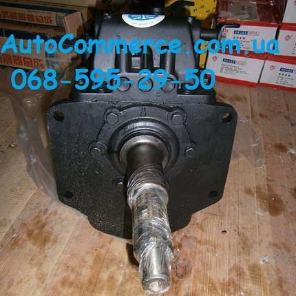 КПП коробка переключения передач ЧАЗ А074 3,2L, фото 2