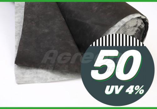 Агроволокно Agreen черно-белое (3,2 х 100 м)
