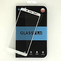 Защитное стекло Mocolo для Xiaomi Redmi Note 5 / Note 5 Pro Global полноэкранное Белое , фото 1