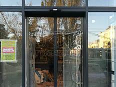 Автоматические двери Cuppon, Бутик 20.09.2018 (г. Бахмут) 1