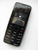 Корпус Nokia 3500С чёрный+ клавиатура class AAA