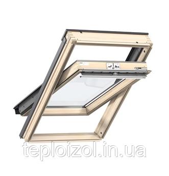 Мансардне вікно Velux (Велюкс) Стандарт Плюс 55х78 GLU 0061