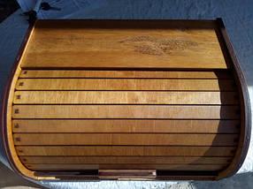 Хлебница деревянная, фото 3