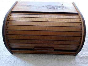 Хлебница деревянная, фото 2
