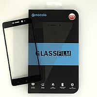Защитное стекло Mocolo для Xiaomi Redmi 4 3/32 / Redmi 4 Prime / Redmi 4 PRO полноэкранное черное