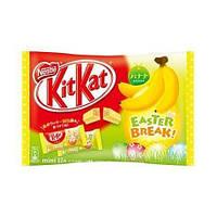 Батончики Kit Kat Банан Упаковка