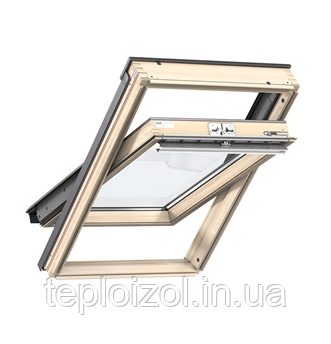 Мансардное окно Velux (Велюкс) Стандарт Плюс 66х118 GLU 0061