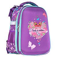 Рюкзак школьный каркасный CLASS Heart 13010850-9901