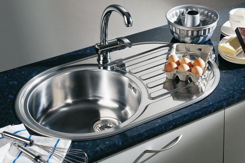 Кухонная мойка PYRAMIS SR MINI (50X77) (92 mm)