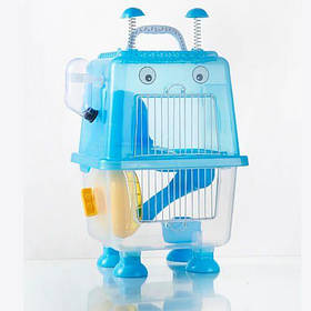 Animall Robotic Клетка Для Хомяка 20.7X19X36См