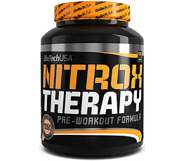 Предтренировочник BioTech Nitrox Therapy 680 g