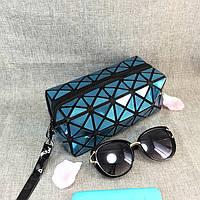 Сумочка-клатч Geometry Blue