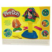 Игровой набор Play-Doh Сумасшедшие прически
