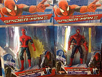 Супергерой Спайдермен, фигурка шарнирная, 2 вида, на листе(+) (Арт. MMT-TBG222002)