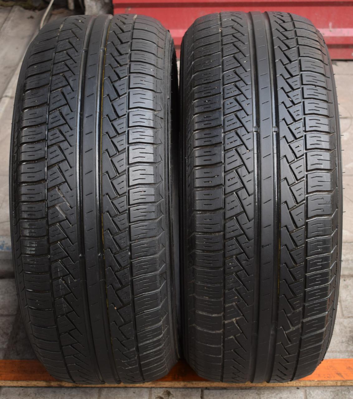 Шины б/у 235/55 R17 Pirelli Scorpion STR, всесезон-лето, пара