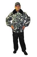Куртка зимняя охранника