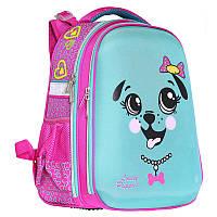 Рюкзак школьный каркасный CLASS Puppy 13010860-9902