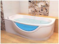 Акриловая ванна Triton Милена Правая 1700х960х620