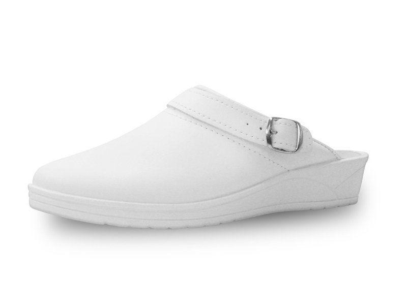 Сабо белые модель GO-333301, 36