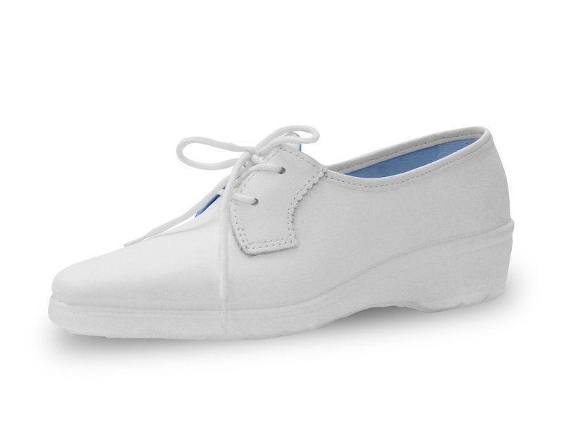Туфли женские белые модель T4-3301/2