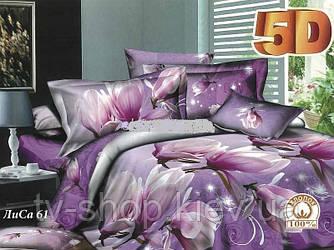 Комплект постельного белья Магнолия 5D  2,0