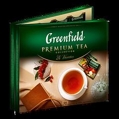 Набір чаю Greenfield Premium Tea Collection 96 пак.