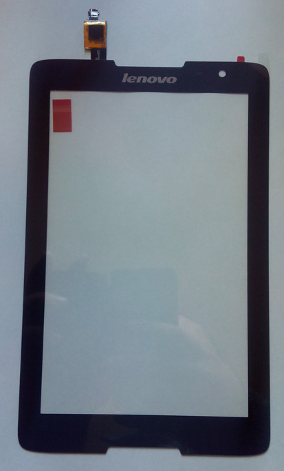 Lenovo A5500 сенсорный экран, тачскрин черный