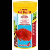Sera Red Parrot Корм Для Рыб Красный Папугай, 1000 Мл