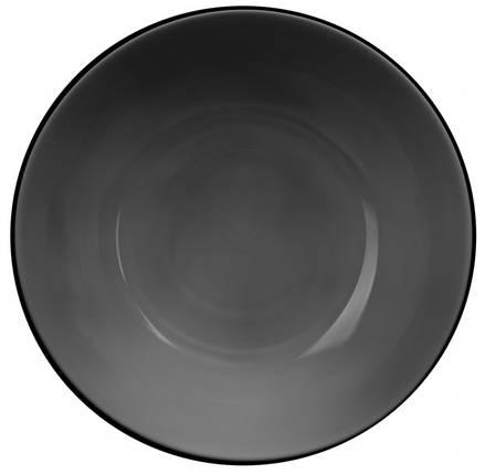 Тарелка суповая LUMINARC DIRECTOIRE GRAPHITE 21 см (N4792), фото 2