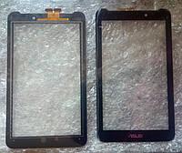 Asus MeMo Pad 7 FE170CG ME170C ME170 K012 сенсорний екран, тачскрін чорний