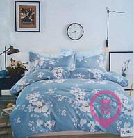 Комплект постельного белья евро микровелюр Vie Nouvelle Velour 200х220 VL163