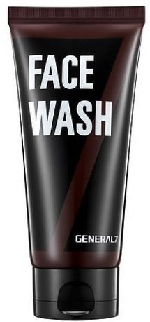Пенка очищающая для кожи General 7 Facial Wash для мужчин 120 мл