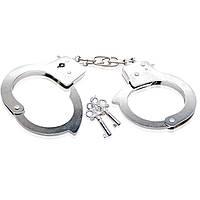 Металлические наручники Fetish Fantasy Beginners Metall Cuffs от Pipedream Products
