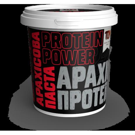 Арахісове масло 500 г, З протеїном