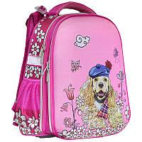Рюкзак школьный каркасный CLASS Fancy Dog 13010870-9903