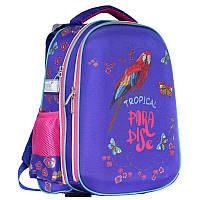 Рюкзак школьный каркасный CLASS Tropical 13010880-9904