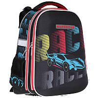 Рюкзак школьный каркасный CLASS Race 13010970-9913