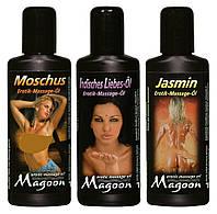 Набор массажных масел для эротического массажа Orion Magoon Erotic Massage Oil 3*50 мл
