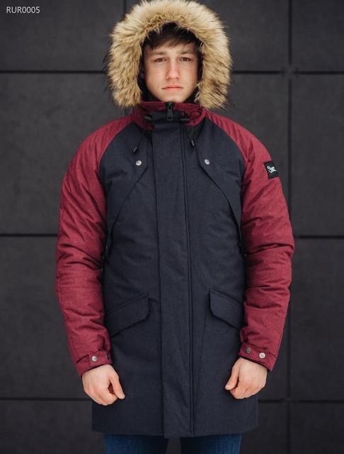 Зимові парки та куртки