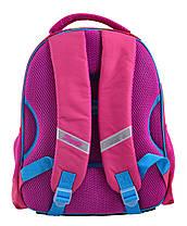 """Рюкзак школьный S-22 """"Barbie"""" «1 Вересня», 556335, фото 3"""