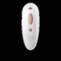 Вакуумный клиторальный вибратор Pro Plus Vibration Satisfyer для женщин, фото 2