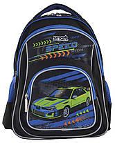 """Рюкзак школьный ZZ-01 """"Tear Up The Track""""«Smart», 557686, фото 3"""